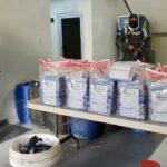 DNCD apresa 3 y ocupan 133 paquetes de cocaína en Barahona