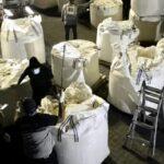 DNCD decomisa en Haina Oriental 60 paquetes de cocaína procedentes de Colombia