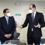 Ministro de Salud Pública destaca importancia de mantener transparencia en la gestión