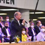Danilo Medina asegura PLD ganará en 2024 por convicción y trabajo realizado
