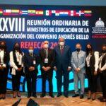 República Dominicana invita al Convenio Andrés Bello una verdadera integración que permita una mejor formación docente