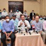 Abel Martínez advierte que el Gobierno sigue ahogando a los productores agropecuarios del país