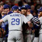 Dodgers ganan a Gigantes, lucharán por título de la Nacional