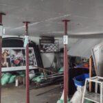 Parqueo de la calle José Reyes permanecerá clausurado hasta su demolición