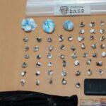 DNCD apresa 25 personas y ocupa más de tres mil gramos de droga